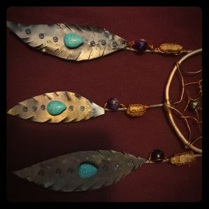 Jewelry - Handmade Copper Dreamcatcher